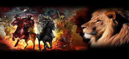 """Апокалипсис - библейската книга """"Откровение"""""""